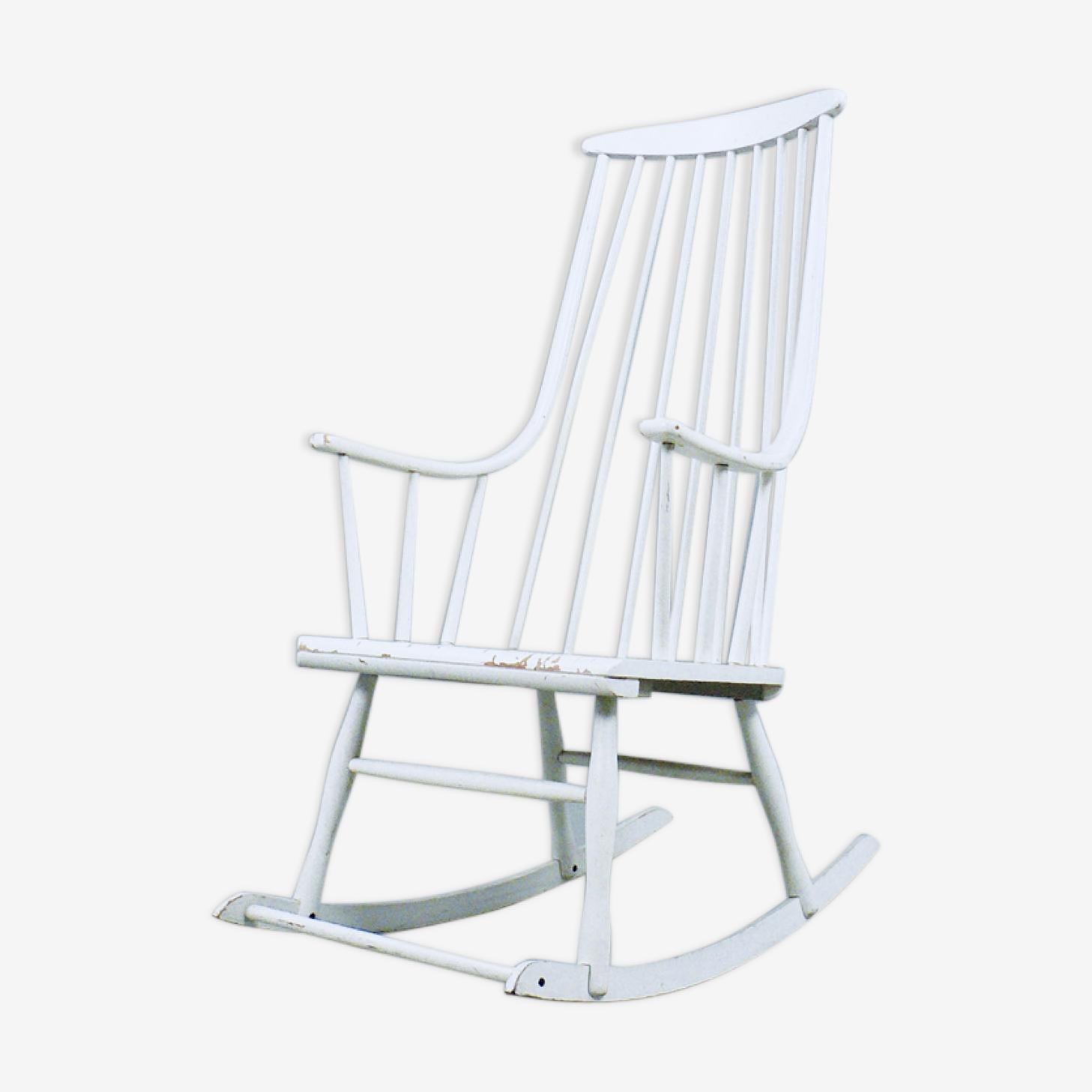"Un rocking chair ""grandessa"" de Lena Larsson"