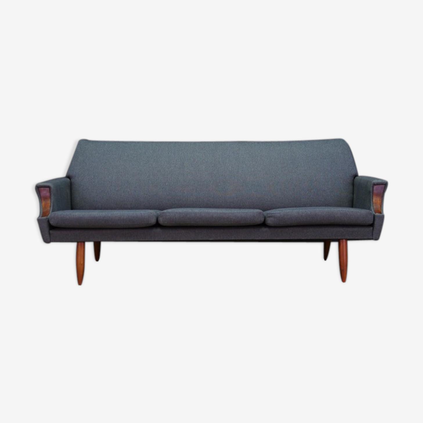 Canapé vintage danish design rétro 60 70 classic