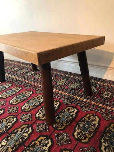 Table basse vintage