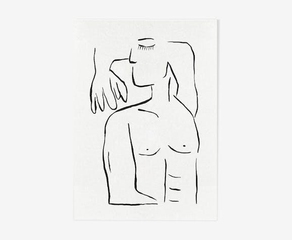 Eitan-60 x 42 cm