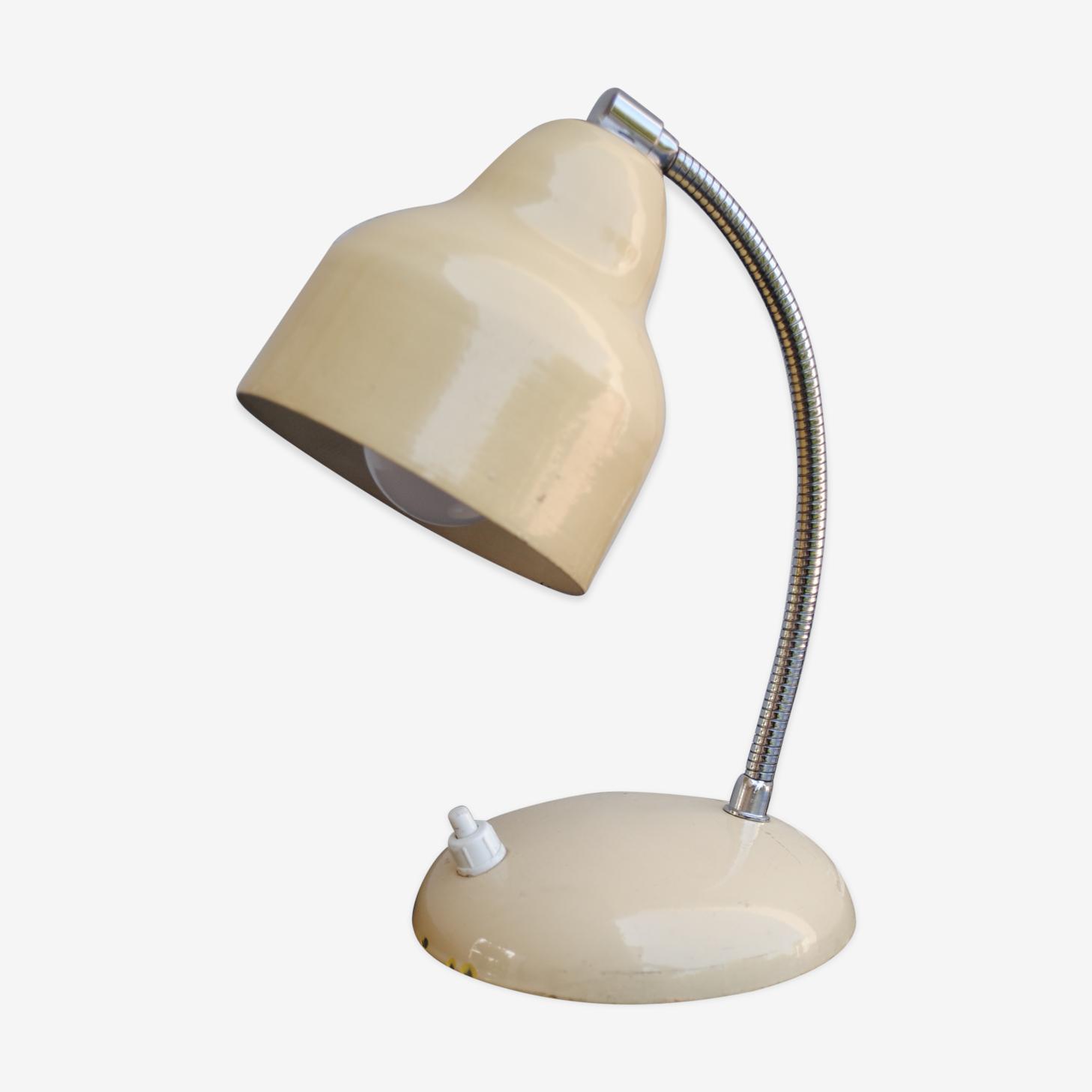 Lampe métal de bureau vintage
