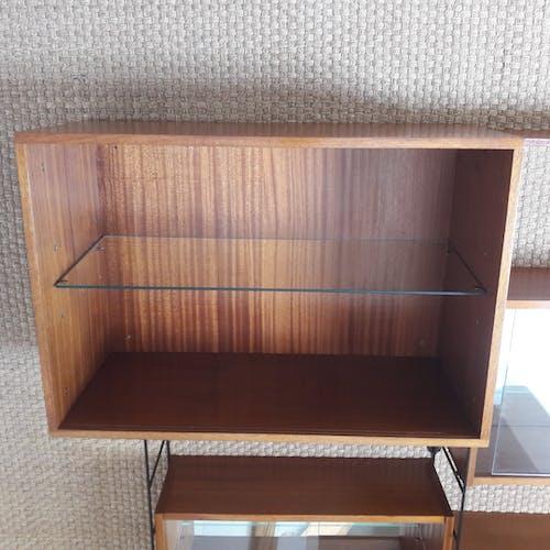 60s modular shelf