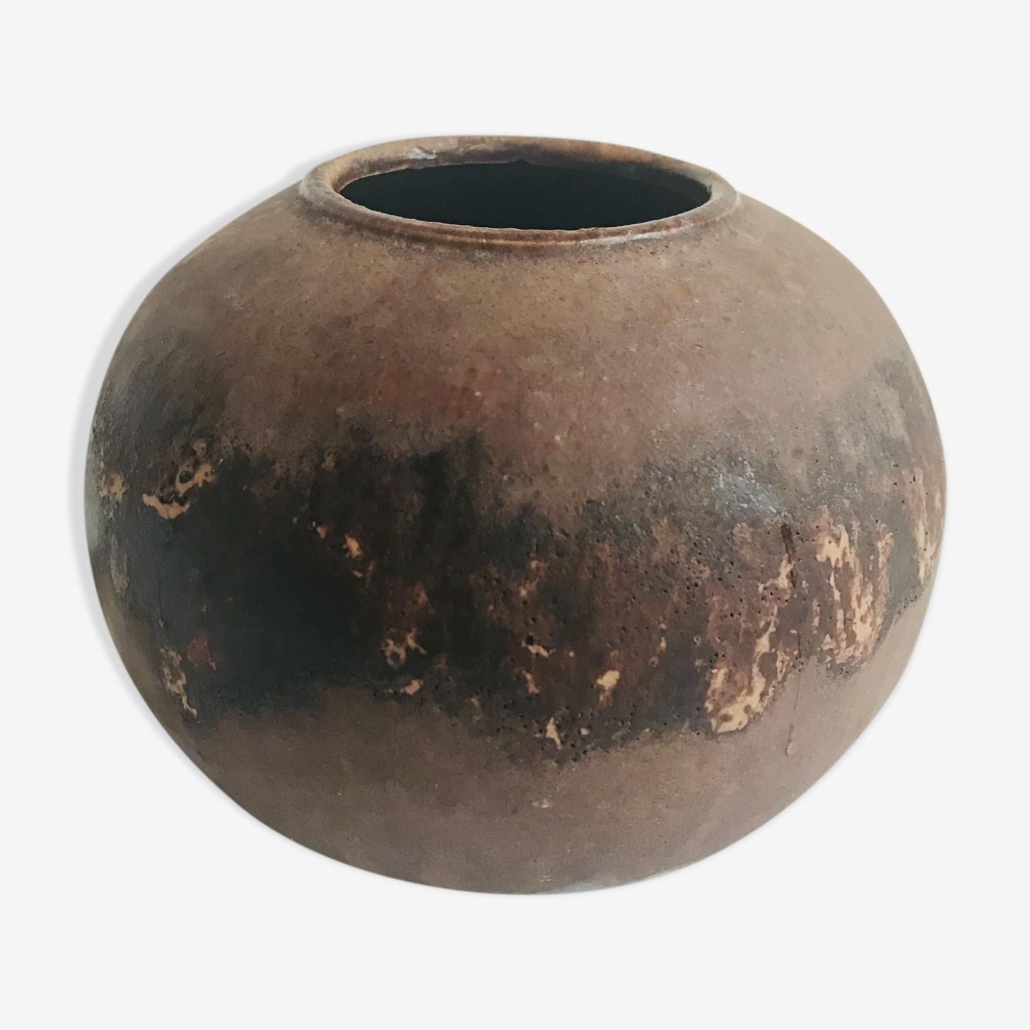 Vase ancien en terre cuite