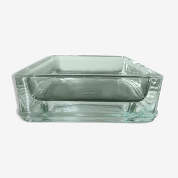 Cendrier Lumax pavé de verre