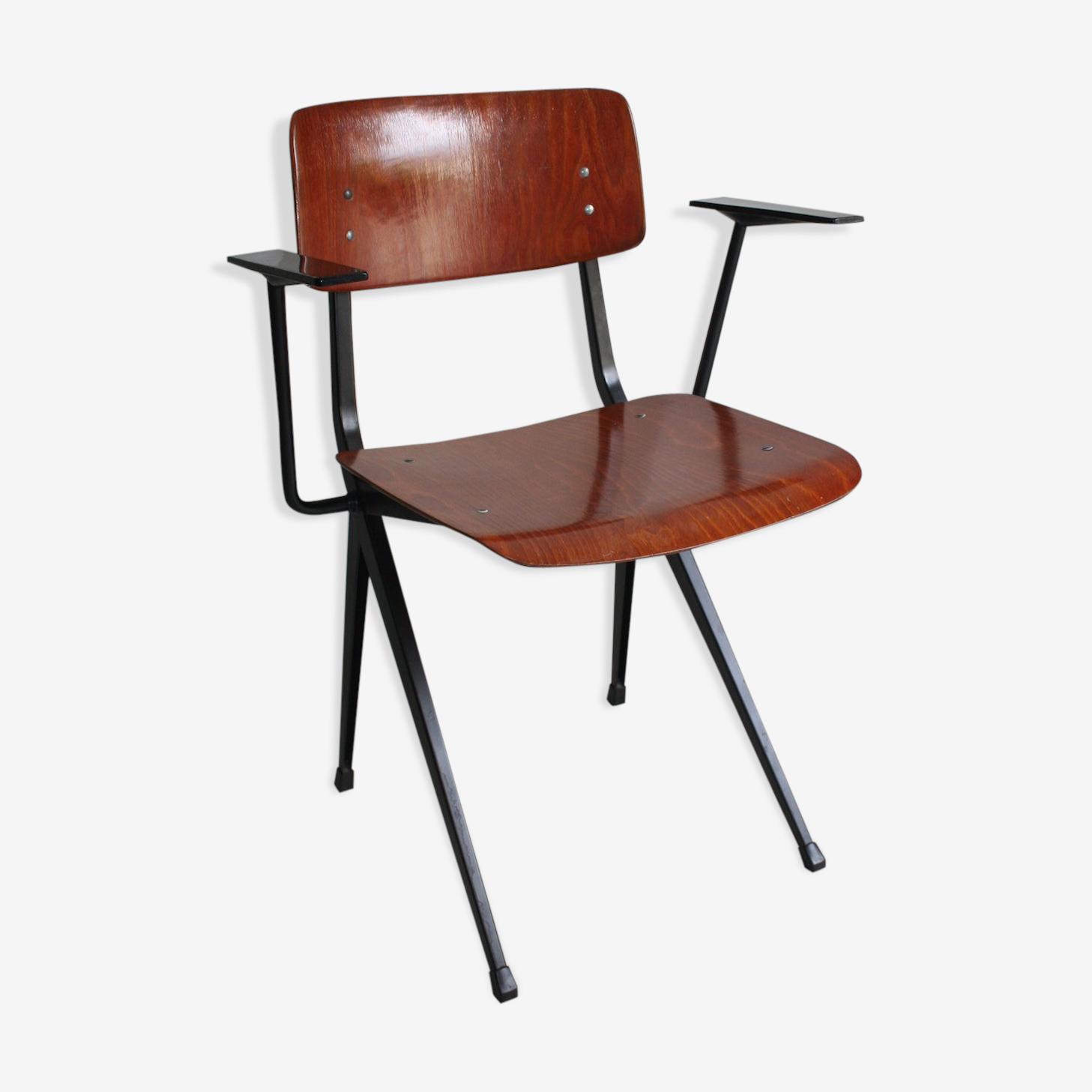 Fauteuil marko design Friso Kramer 1950