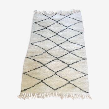Little beni-Ouarain carpet  122x76cm