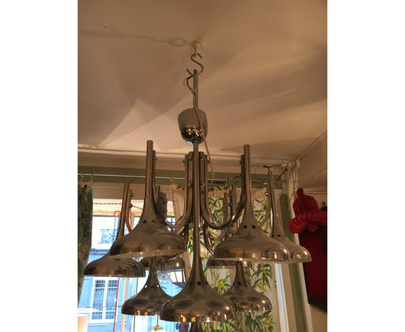 French chandelier 60s