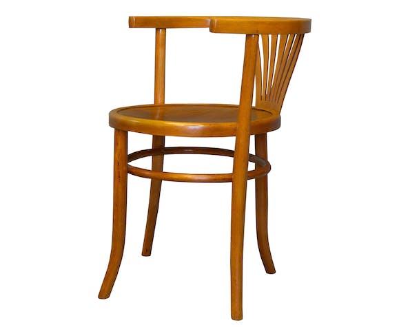 Chaise à manger modèle B28 Fischel