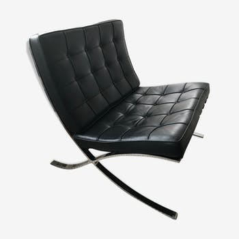 Barcelona chair by Mies van der Rohe for Knoll