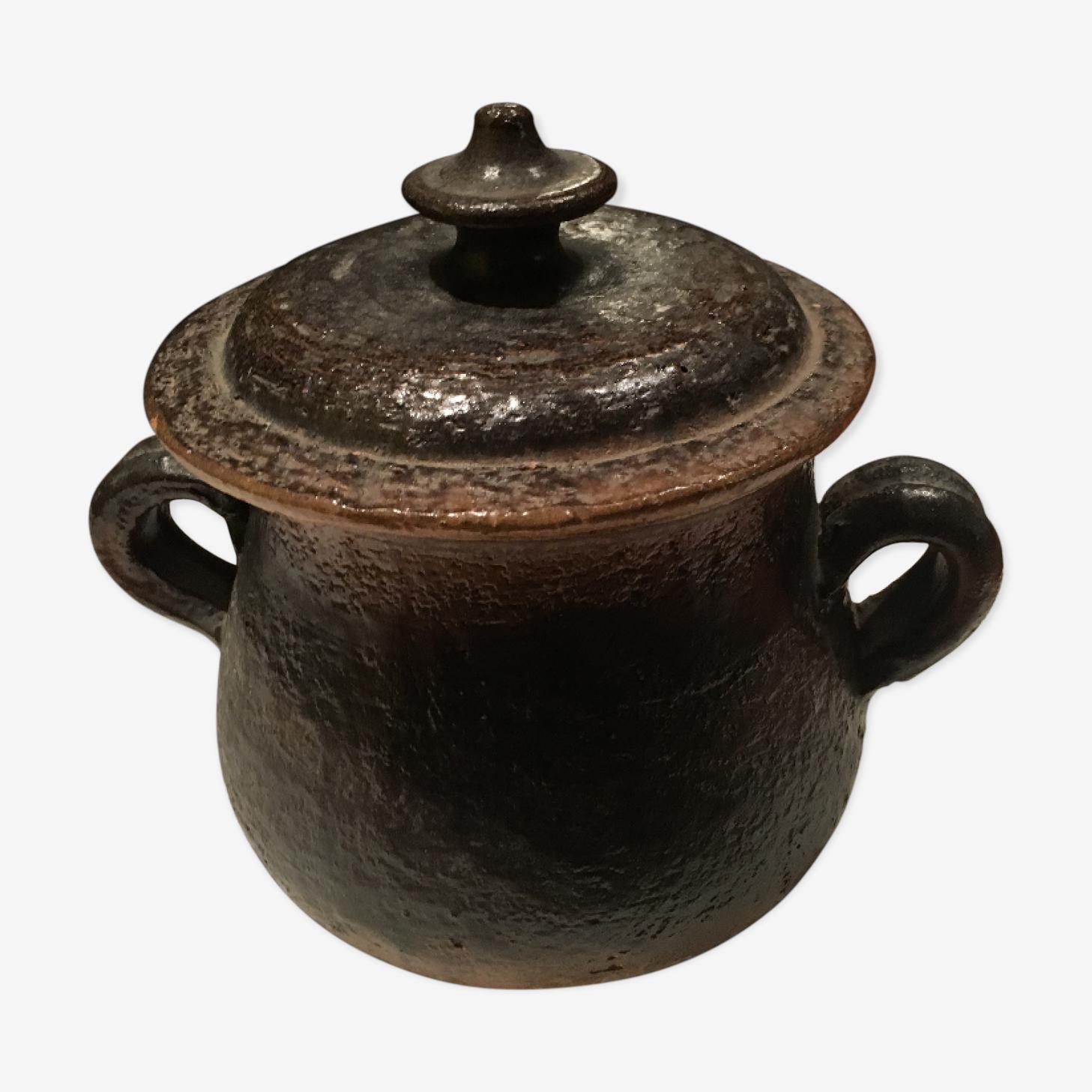 """Pot made by """"Jean Marais"""""""