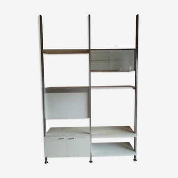 """CSS"" Georges Nelson 70s modular shelf"