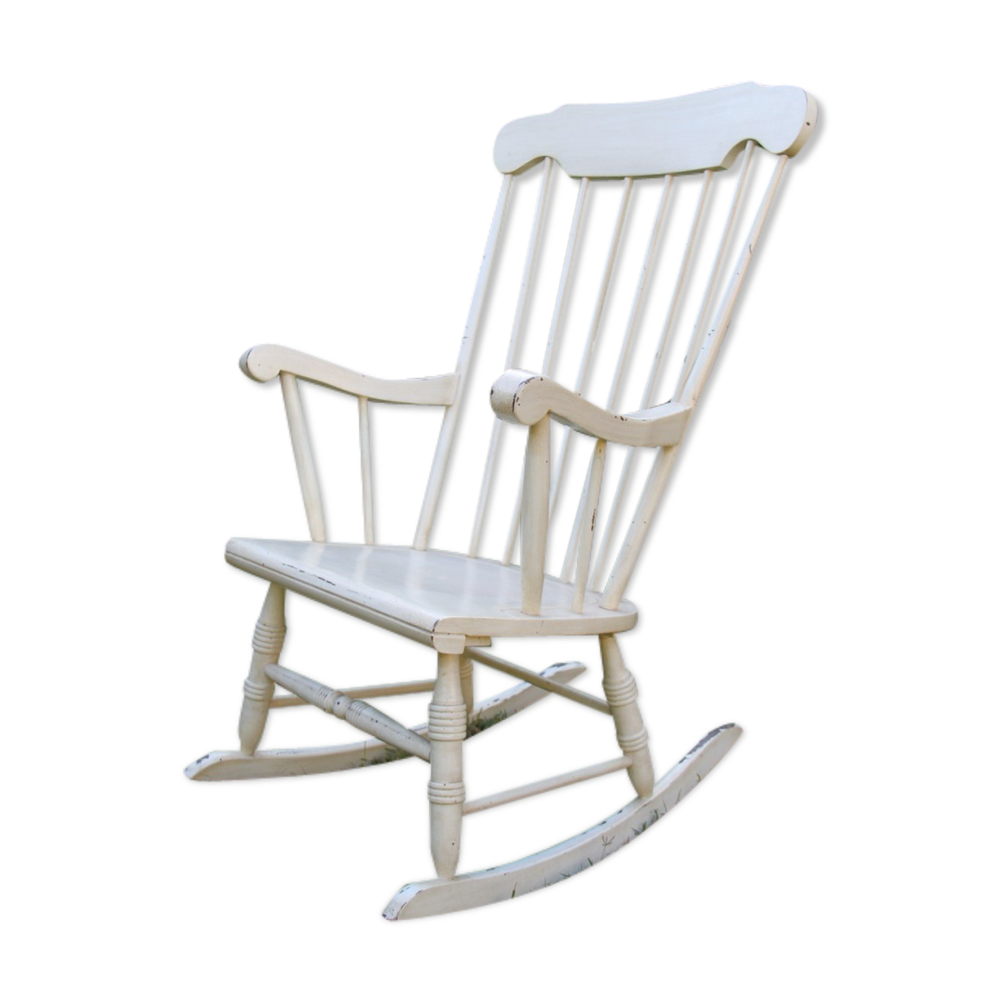 rocking chair occasion airchair seat rocking chair miniature dollhouse furniture wooden rocker. Black Bedroom Furniture Sets. Home Design Ideas