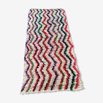 Carpet beni ouarain 200 x 90 cm
