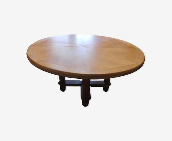 Table de salle à manger fabricant Votre maison en chêne massif