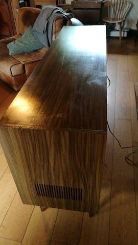 Meuble hifi vintage grundig