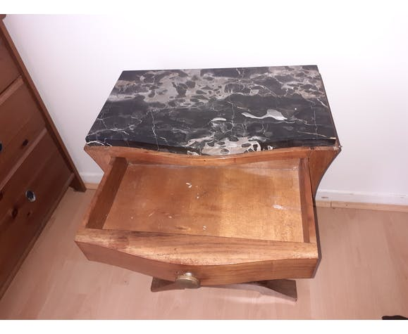 Table de chevet art déco