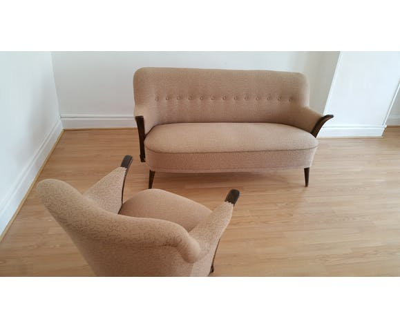 Couch of the 50s/60s vintage Danish