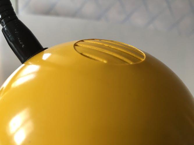 Lamp 70s stilplast