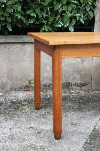 Oak dining table - 180x90 cm