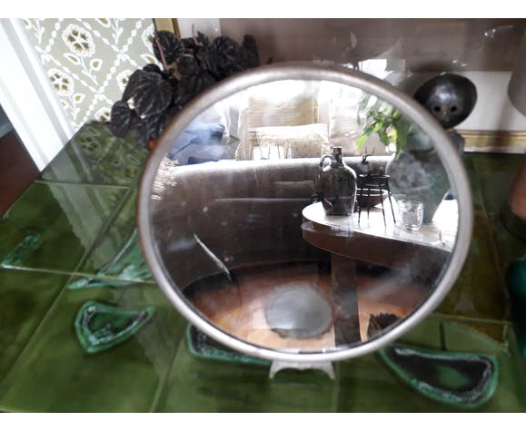 Theatre mirror of the 1930s - 26cm