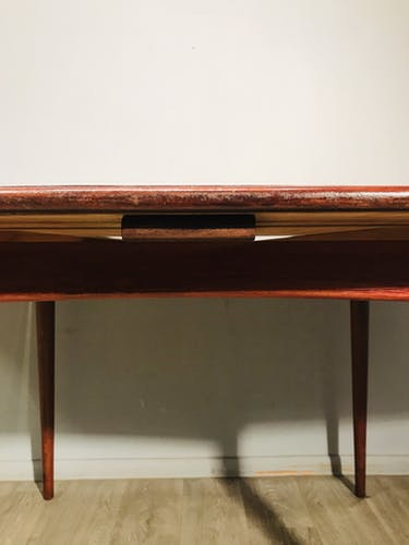 Danish table from the 70s