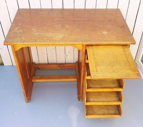 School child desk