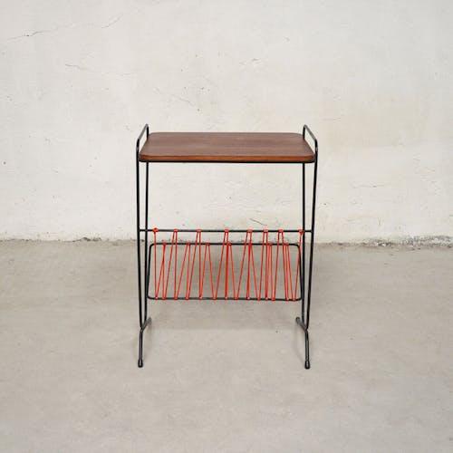 Scoubidou side table, 1960