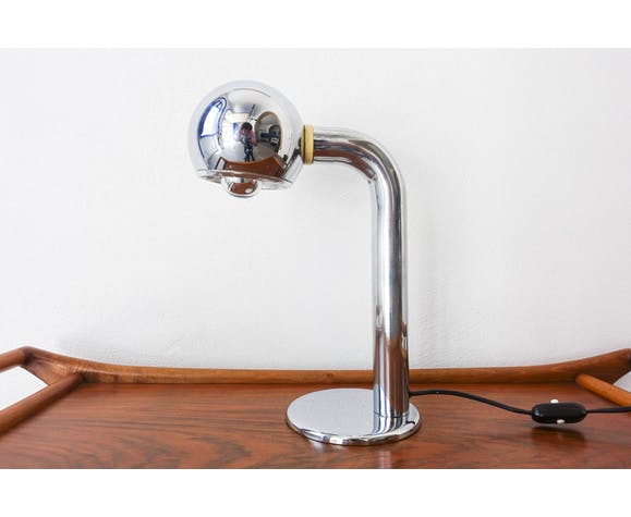 Fase Madrid desk lamp model Girasol, 1971