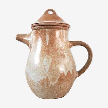 Handstone teapot