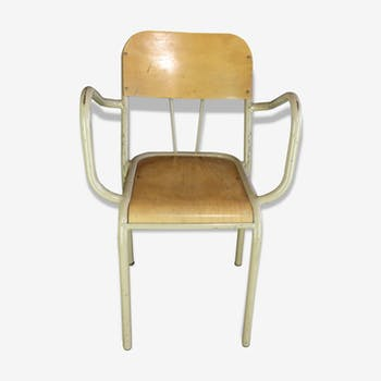 Schoolboy with armrests Chair