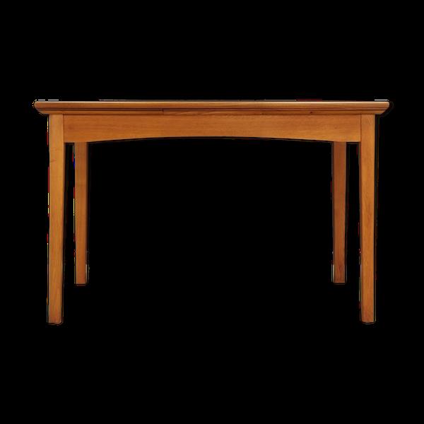 Table extensible en teck des années 60/ 70