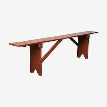 Pine bench, 1950's