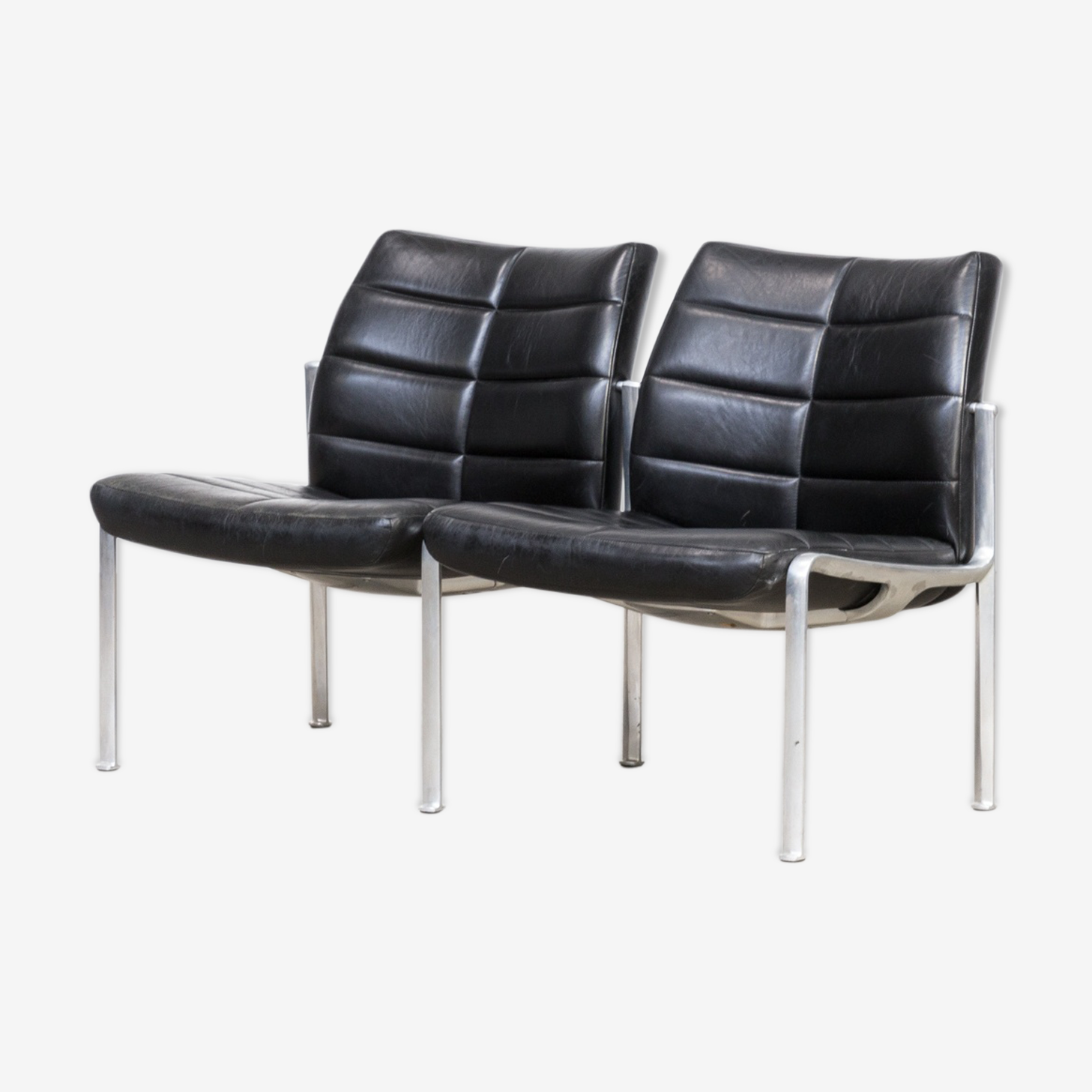 Miller Borgsen double seat sofa for Röder Söhne 60