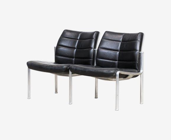 Miller Borgsen double seat sofa for Röder Söhne 60