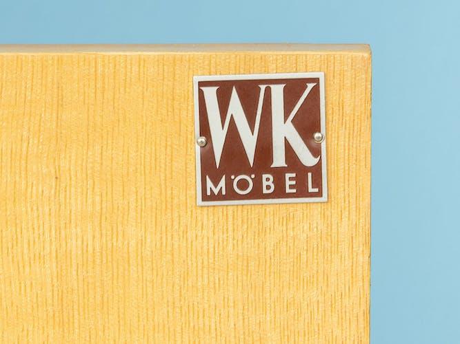 Bibliothèque des années 1950, WK Möbel