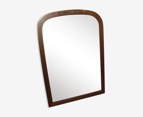 Art deco style mirror 82x123cm
