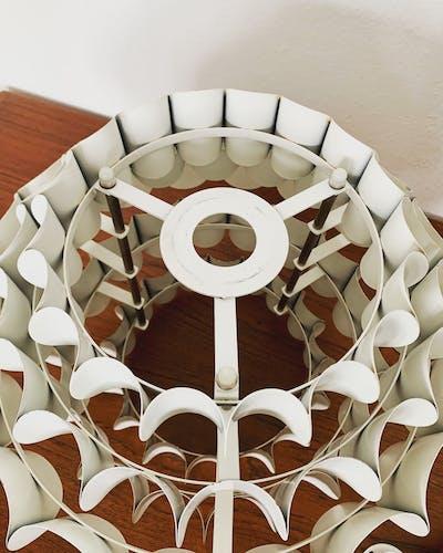 Modern metal hanging lamp by Thorsten Orrling