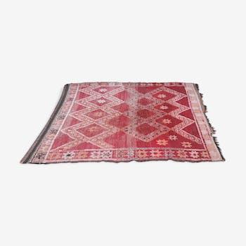 Berber wool rug  175x225cm