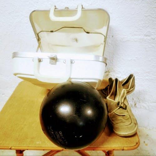 Coffret bowling vintage
