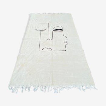 Kilim carpet 180x280cm