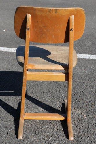 Chaise enfant casala années 60 375mm