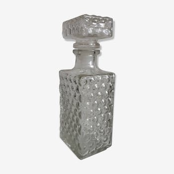 """Authentic """"bubbles"""" whiskey decanter"""