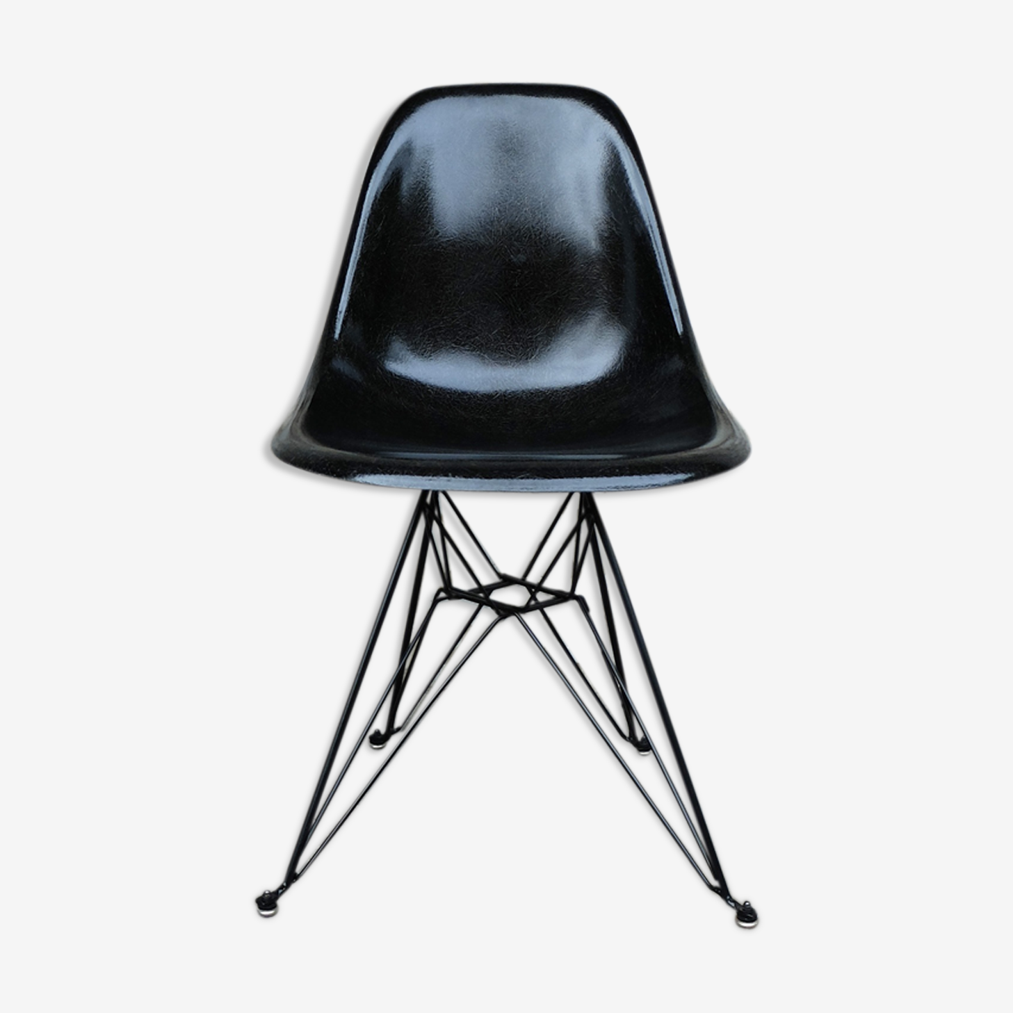 Chair by DSR Charles & Ray Eames for Herman Miller
