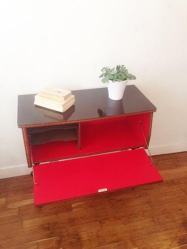 """Petit meuble rétro """"collonges la rouge"""""""