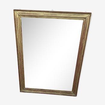 Ancien miroir 76x102cm