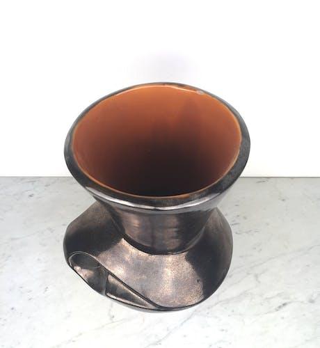 Vase céramique circa 1950