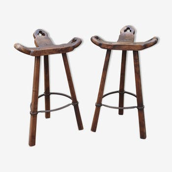 Pair of stools