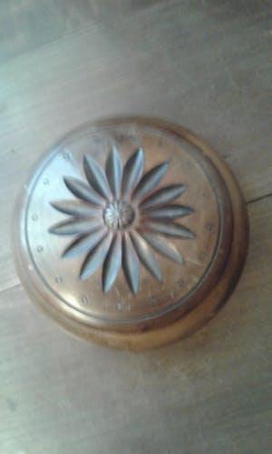 Boite ronde en bois