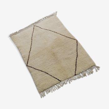 Carpet mrirt uni diamond - 100x150cm