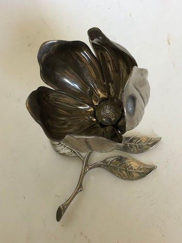 Cendrier pétales de Lotus